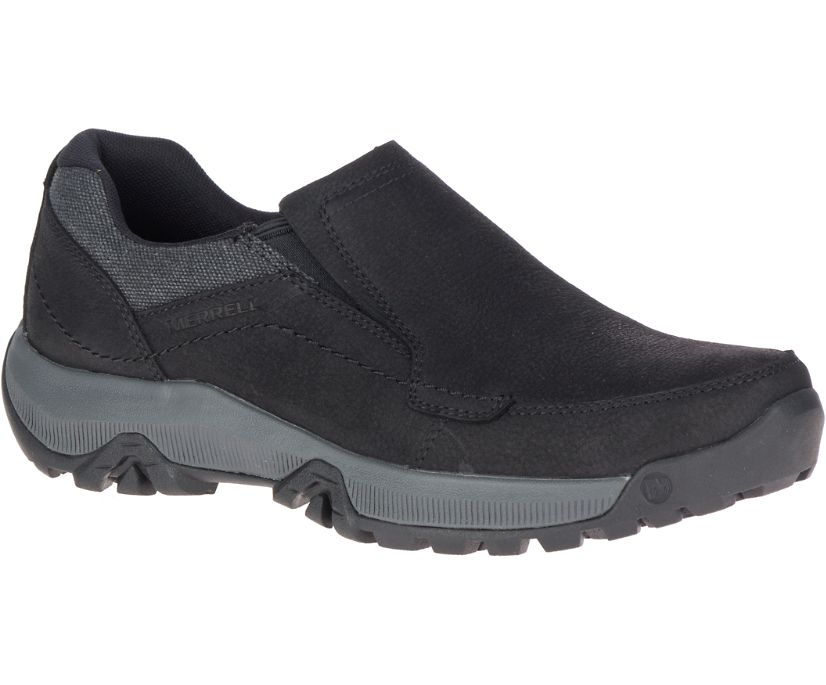 Anvik Pace Moc, Black, dynamic