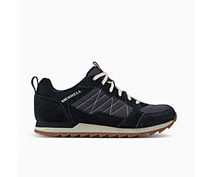 Alpine Sneaker, Black, dynamic