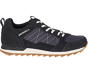 Alpine Sneaker, Black, dynamic