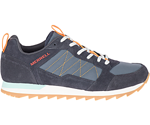 Alpine Sneaker, Ebony, dynamic