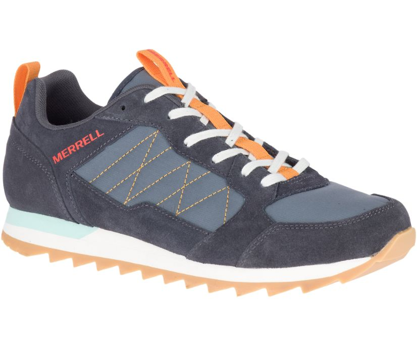 Alpine Sneaker, Ebony, dynamic