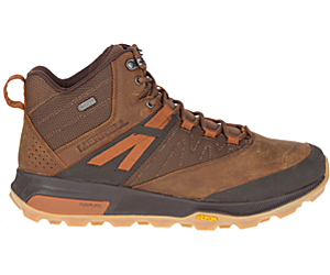 Zion Mid Waterproof, Toffee, dynamic