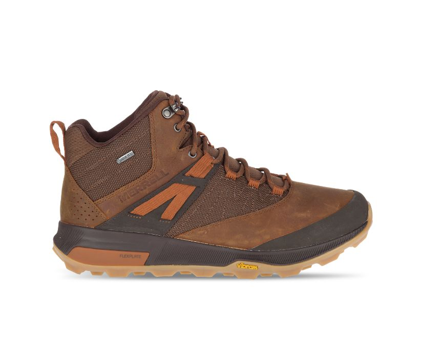 Zion Mid GORE-TEX®, Toffee, dynamic