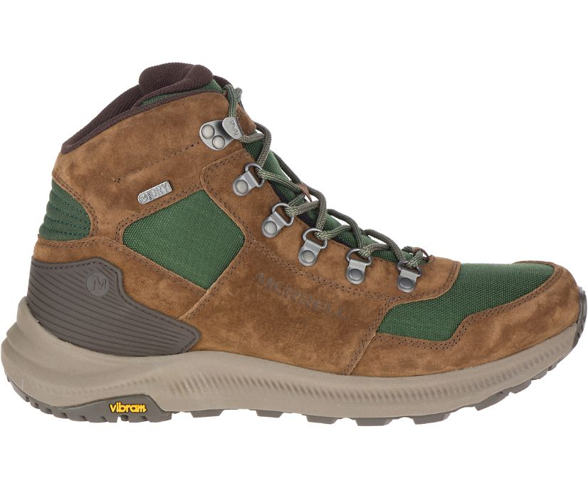 Ontario 85 Mid Waterproof, Forest, dynamic