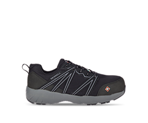 Fullbench Superlite CSA Alloy Toe Work Shoe, Black/Grey, dynamic