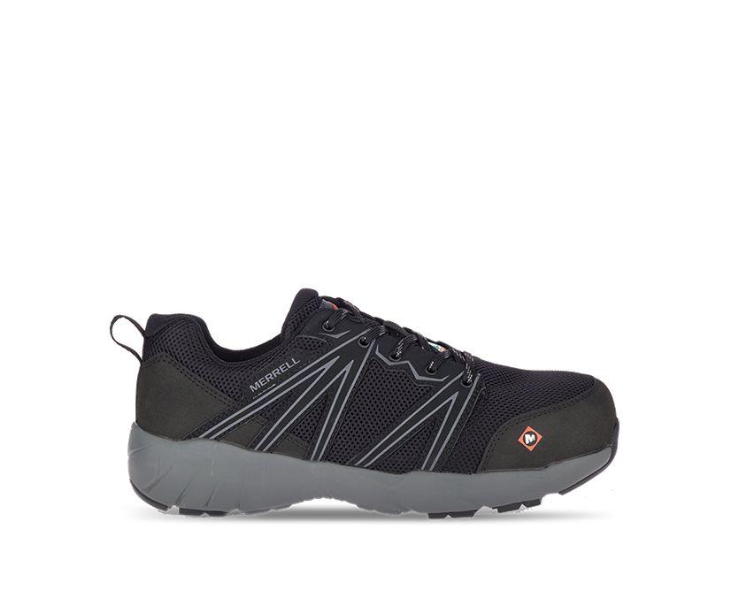 Fullbench Superlite CSA Alloy Toe Work Shoe, Black/Grey, dynamic