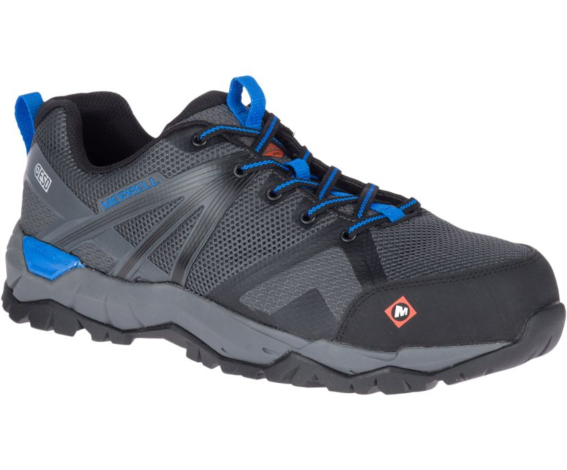 Fullbench 2 SD Steel Toe Work Shoe, Castle Rock, dynamic