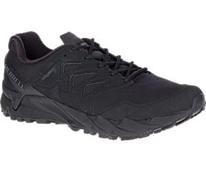 Agility Peak Tactical Shoe, Black, dynamic