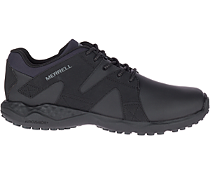 1SIX8 PRO Work Shoe, Black, dynamic