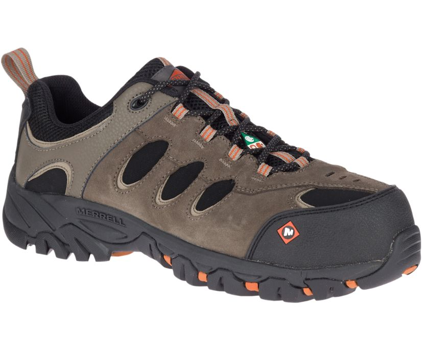 Ridgepass Bolt Comp Toe CSA Work Shoe, Boulder, dynamic