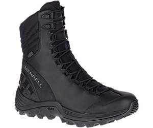 Thermo Rogue Tactical Waterproof Ice+, Black, dynamic