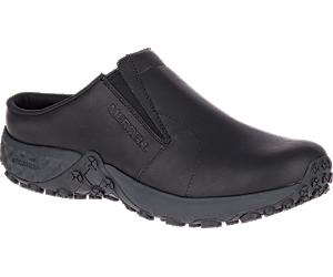 Jungle Slide AC+ PRO Work Shoe, Black, dynamic