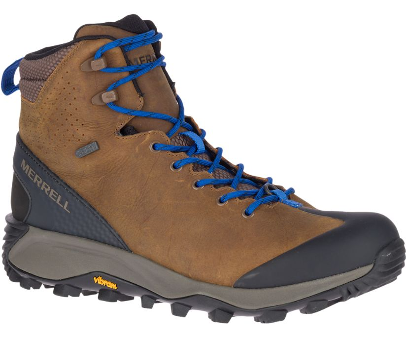 Thermo Glacier Mid Waterproof, Merrell Tan, dynamic