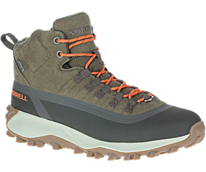 Thermo Snowdrift Mid Shell Waterproof, Olive, dynamic