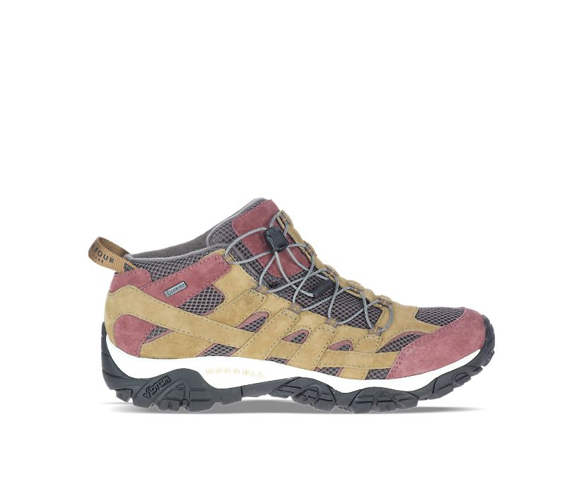 Merrell A.Four Moab GORE-TEX®, Coyote, dynamic