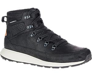 Ashford Classic Chukka Leather, Black, dynamic