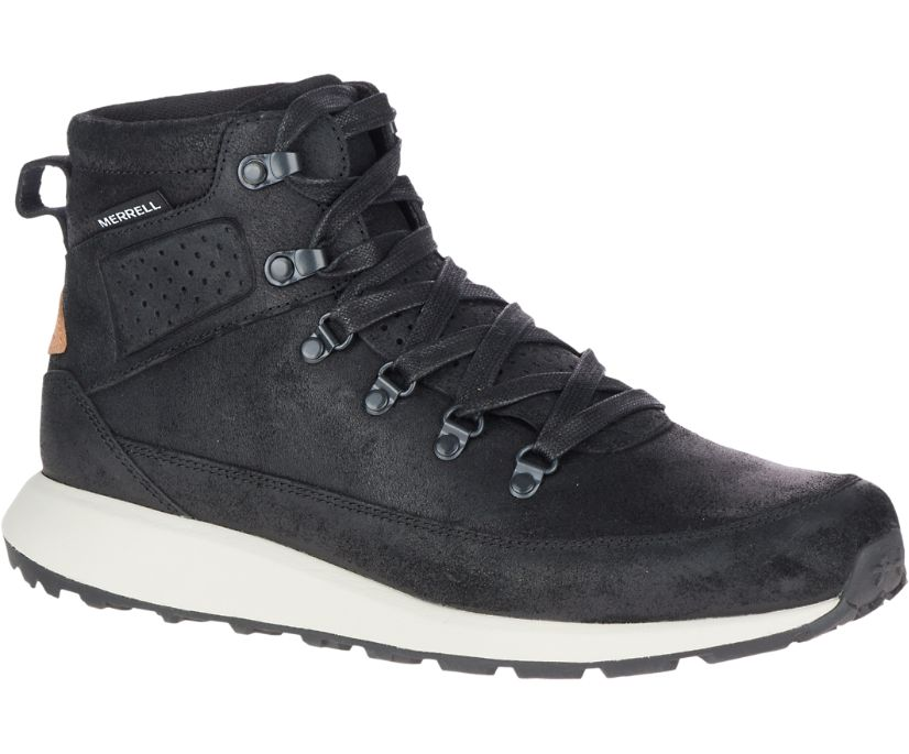 Ashford Classic Chukka Leather, Black, dynamic
