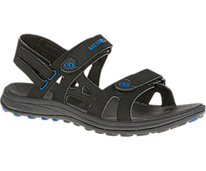 Cedrus Convertible, Black/Snorkel Blue, dynamic