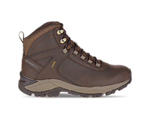 Vego Mid Leather Waterproof, Espresso, dynamic