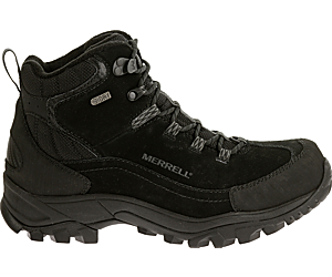 Norsehund Omega Mid Waterproof, Black, dynamic