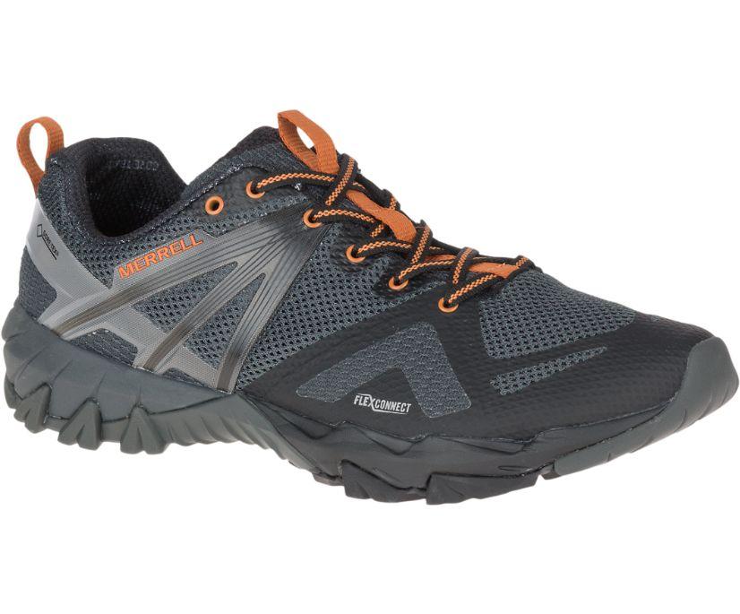 MQM Flex GORE -TEX®, Burnt/Granite, dynamic
