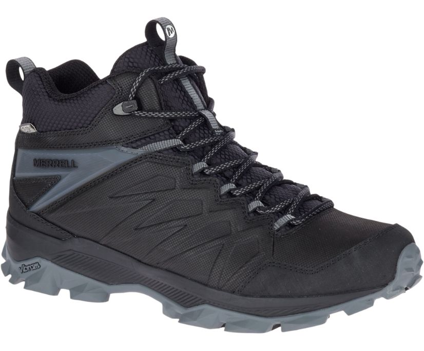 Thermo Freeze Mid Waterproof, Black/Black, dynamic