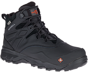 "Thermo Adventure 6"" Ice+ Waterproof Comp Toe Work Boot, Black, dynamic"