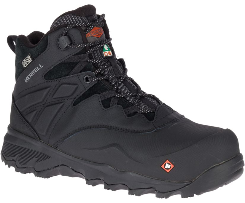 Thermo Adventure Ice+ CSA Work Boot, Black, dynamic