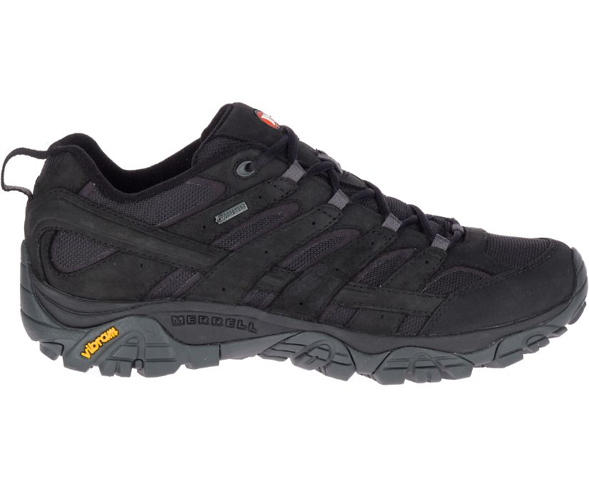 Moab 2 Smooth GORE -TEX®, Black, dynamic