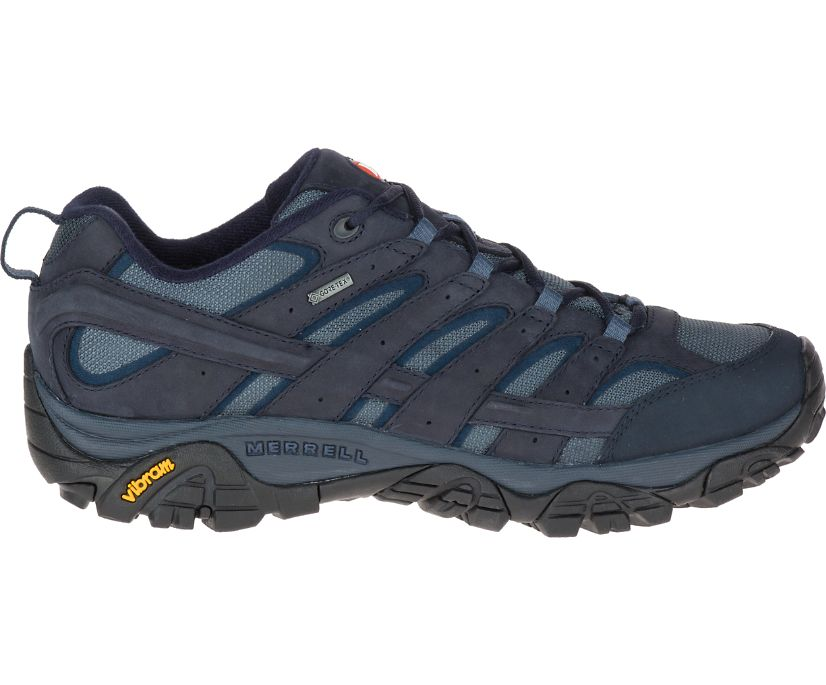 Moab 2 Smooth GORE -TEX®, Navy, dynamic