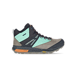 Zion Mid Waterproof X Unlikely Hikers, Wave, dynamic