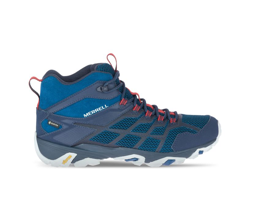 Moab FST 2 Mid GORE-TEX®, Sailor Blue, dynamic