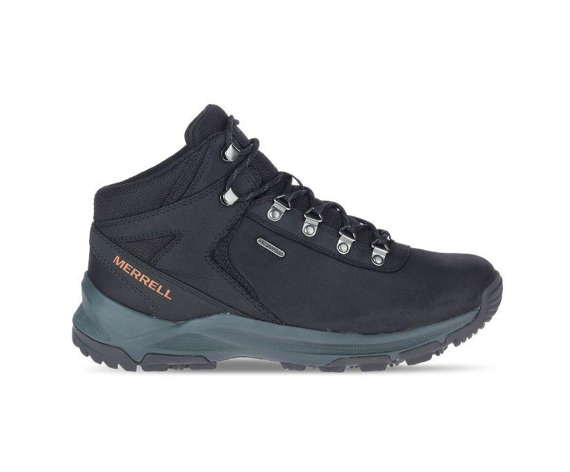 Erie Mid Leather Waterproof, Black, dynamic