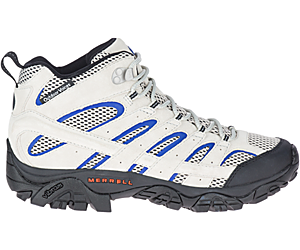 Moab 2 Mid Ventilator X Outdoor Voices, Silver Birch, dynamic
