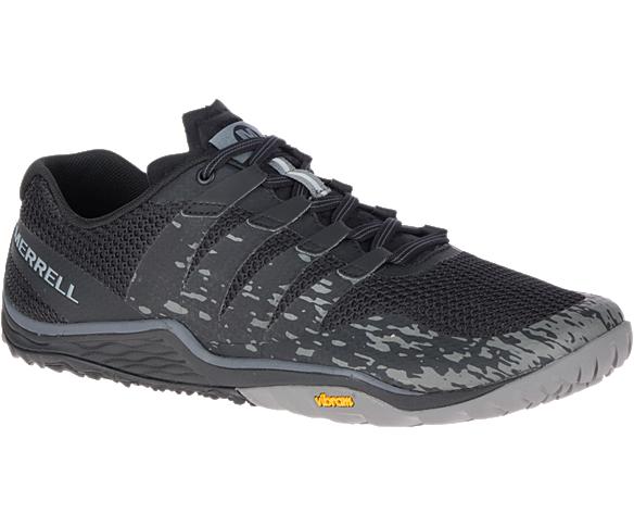 Trail Glove 5, Black, dynamic