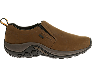 Jungle Moc Nubuck Waterproof, Brown, dynamic