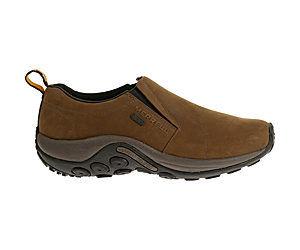 Jungle Moc Nubuck Waterproof Wide Width, Brown, dynamic