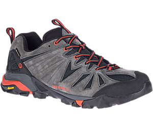 Capra GORE-TEX®, Granite/Spicy Orange, dynamic