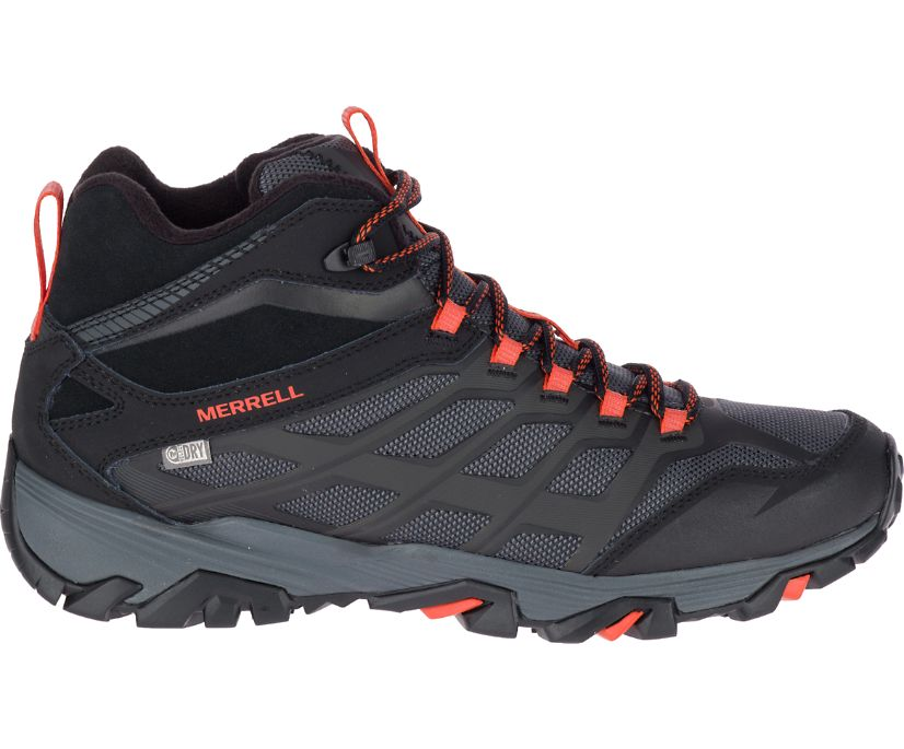 Moab FST Ice+ Thermo, Black/Fire, dynamic