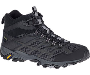 Moab FST 2 Mid GORE-TEX®, Black, dynamic
