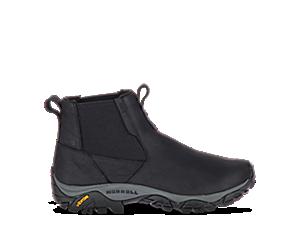 Moab Adventure Chelsea Waterproof, Black, dynamic