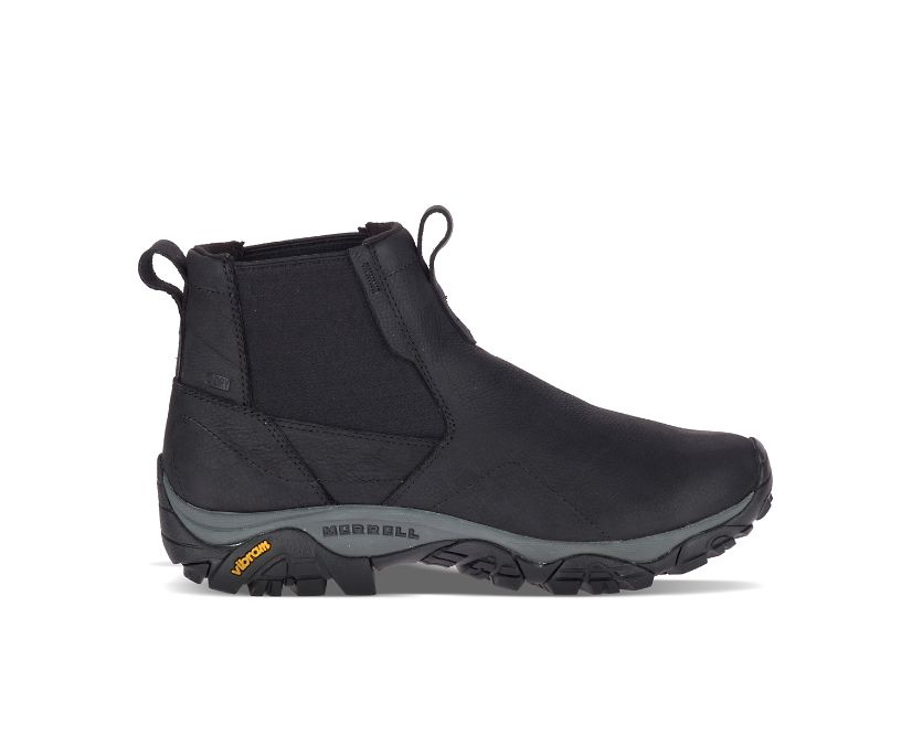 Moab Adventure Chelsea Waterproof Wide Width, Black, dynamic