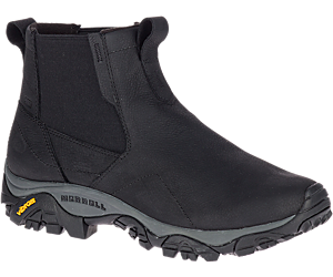 Moab Adventure Chelsea Waterproof, Black, dynamic