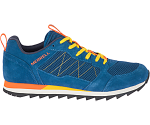 Alpine Sneaker, Sailor Blue, dynamic