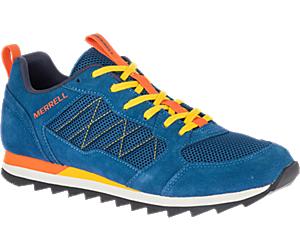 Alpine Sneaker, Sailor Blue, dynamic