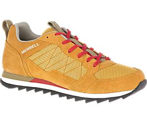 Alpine Sneaker, Gold, dynamic