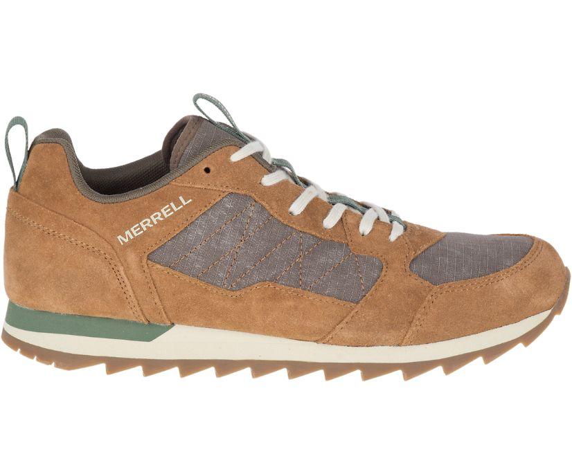 Alpine Sneaker, Tobacco, dynamic