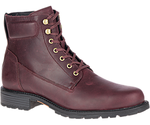 Legacy Mid Waterproof, Raisin, dynamic