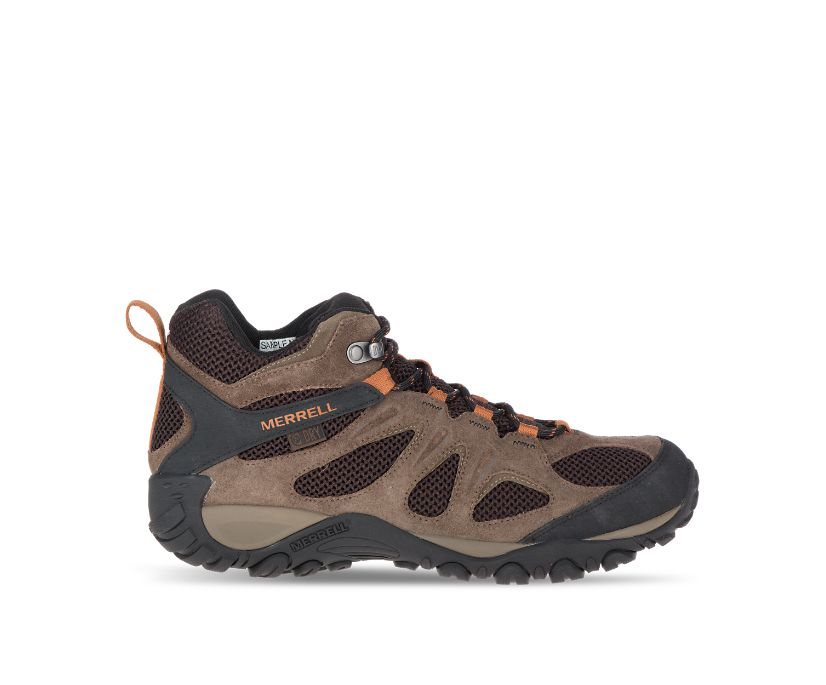 Yokota 2 Mid Waterproof, Bracken, dynamic