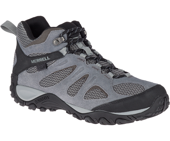 Yokota 2 Mid Waterproof, Castlerock, dynamic